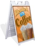 Blended Ice Coffee