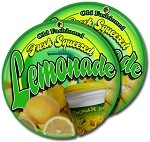 Lemonade Fresh Squeezed berk 32oz.plastic cup
