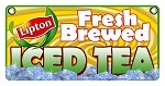 Fresh Brewed Iced Tea (lipton)