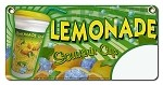 Lemonade Souviner Cup w/price bubble