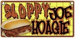 Sloppy Joe Hoagie