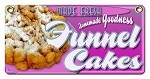 Funnel Cakes purple