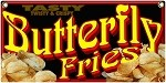 Butterfly Fries