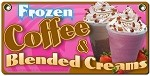 Frozen Coffee (pink)