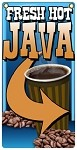 Hot Java vertical  right