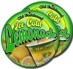 Lemonade ice cold berk 16oz.cup