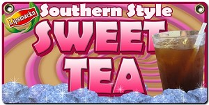 Fresh Brewed Southern Style Sweet Tea (lipsmackn)