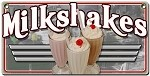 Milk Shakes w/cherry on top