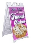 Funnel Cakes pink